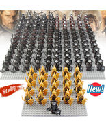 21Pcs/set Noldor Elf Guard Uruk-hai Army The Lord of the Rings Minifigur... - $29.99