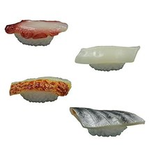 Set of 4 Artificial Lifelike Sushi Simulation Fake Food Home Shops Decor... - £18.62 GBP