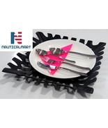 Al-Nurayn Cutlery Set in Stainless Steel Flatware Set Of 6 By NauticalMart - $139.00