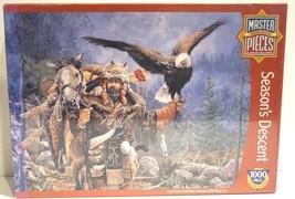 Tom Antonishak Season's Descent - Mountain Man 1000 Pieces Puzzle - $26.77