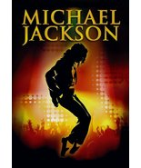 Michael Jackson King Of Pop Music Memorial Stand-Up Display - MTV VH1 R ... - $16.99