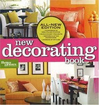 New Decorating Book (Better Homes and Gardens Home) [Paperback] Better H... - $7.92