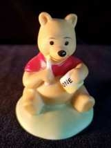 "1987 Walt Disney's WINNIE THE POOH The Disney Collection Porcelain Figurine 2"" T - $6.00"