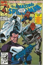 Amazing Spiderman #355 ORIGINAL Vintage 1991 Marvel Comics Moon Knight P... - $14.84