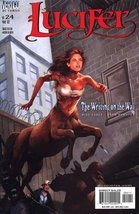 Lucifer (Vertigo), Edition# 24 [Comic] [May 01, 2002] Vertigo - $3.00