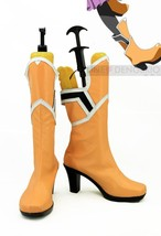 Sword Art Online SAO Ordinal Scale Yuuki Asuna Cosplay Boots Custom Made - $49.99