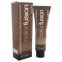Redken Fusion Cream Natural Balance Women's Hair Color, No. 8ag Ash/Green, 2.1 O - $13.32