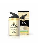 Olay Total Effects 7 in 1 Anti Aging Skin Cream Gentle SPF 15, 50gm fs - $21.56