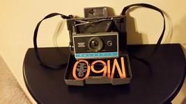 Camera POLAROID M60 AUTOMATIC Folding LAND CAMERA Case Manual Strap Vintage - $18.00