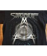 SONISPHERE Festival 2011 T-Shirt Helsinki SUOMI Finland Slipknot Metalli... - $20.51