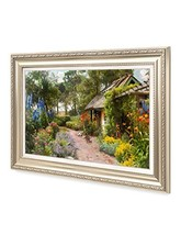 DECORARTS - Peder Mork Monsted Landscape Painting Reproduction. Giclee P... - $171.67