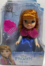 Disney Frozen Petite Anna Doll (6 Inch) With Hair Comb - $13.43