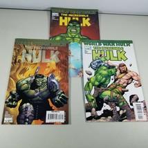 The Incredible Hulk Comic Books #106-108 World War Hulk Marvel 2007 Lot ... - $15.99