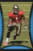 2008 Bowman #204 Dexter Jackson NM Near Mint RC Rookie Buccaneers - $0.99