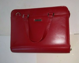 Franklin Covey Womens Planner 7 Rings Purse Planner Preowned - $45.53