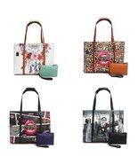 Nicole Lee USB Port Shopper Bag & Clutch Set - £58.17 GBP