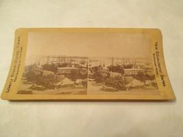 Harbor Havana Cuba Stereoview Card - $14.99