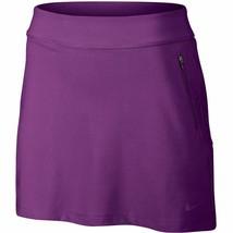 NEW! Purple [S] Nike Women's No-Sew Golf Skort - $74.13