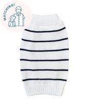 Breton Stripe Sweater - Matching Sizes Dogs + Humans - $94.95+