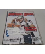Insiders Football News Pro Preview Magazine 2005 Sealed Tom Brady Cover - $15.29