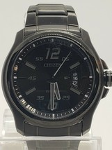 MEN'S CITIZEN ECO DRIVE DATE (jb10-s097037) STAINLESS  STEEL BAND - $145.80