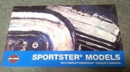 2016 Harley Davidson NEW Sportster Models Owner's Manual 99468-14 - $31.62