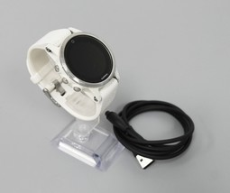 Garmin Fenix 5s 42mm Multisport GPS Fitness Watch Silver with Carrara White Band - $271.99
