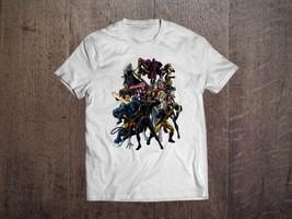 Retro Style X-Men Marvel Men T-Shirt xmen Super Hero tshirt Tee Fan Shir... - £8.78 GBP+