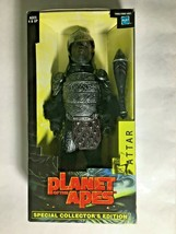 "Planet Of The Apes Attar 12"" Action Figure 2001 Hasbro  - $14.52"