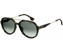 Carrera Dark Havana Round Aviator Sunglasses - CA1012S 0086 EZ - $59.99