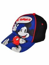 Disney Mickey Mouse Baseball Cap - Navy/Black one Size - $11.28