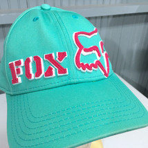 Fox Riders Green Snapback Baseball Cap Hat - $14.82