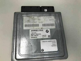 2006 BMW 325i Engine Control Module ECU ECM OEM L2D03 - $191.99