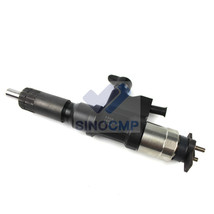4HK1 6HK1 Engine Injector 8-97329703-2 095000-5471 For Hitachi ZX200-3 Z... - $189.81
