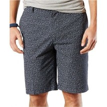 $48 Dockers Men's Classic Fit Perfect Short, Navy, Size 44. - $24.74