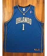 Authentic 2003-04 Orlando Magic Tracy McGrady T-Mac Away Road Blue Jerse... - $199.99