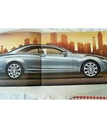2008 mercedes cl 63 amg cl550 cl600 owners sales brochure new original c... - $12.86