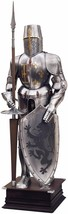 16th Century Spanish Knight Jousting Wearable Suit Of Armour - Halloween Costume - $1,299.00