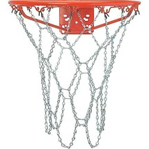 Crown Sporting Goods Outdoor Galvanized Steel Chain Basketball Net - $17.91