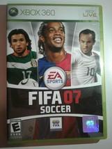 FIFA Soccer 07 (Microsoft Xbox 360, 2006) - $5.94