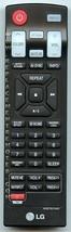 Original LG Remote Control for  NB2520A, NB3520A - $9.89