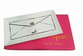 """Kate Spade Daisy Place Snail Mail Letter Tray Catch All 11x6"""" New In Box - $86.13"""