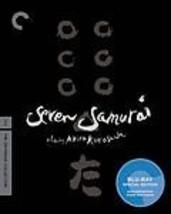 Seven Samurai (Blu-ray Disc, 2010, 2-Disc Set, Criterion Collection) - $32.90