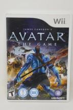 James Cameron's Avatar: The Game (Nintendo Wii, 2009) - $9.49