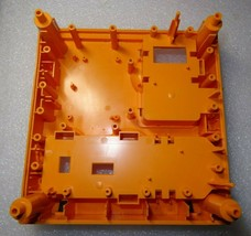 Nintendo GameCube DOL-001(JAPAN) EMPTY Orange Bottom Case #1-Front Dings... - $20.00