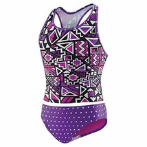 NEW Speedo Girls Swim Suit, 2 Piece, Tankini,Purple image 1