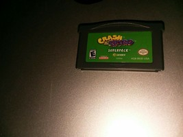 Crash & Spyro Superpack (Nintendo Game Boy Advance, 2005) loose, tested ... - $5.00