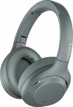 Sony WH-XB900N/H  Wireless Noise Canceling Over-Ear Headphones Gray - Gr... - $84.14
