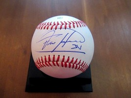 Felix Hernandez Cy Young Pg Signed Auto Venezuela Pro Baseball Jsa Authentic - $118.79