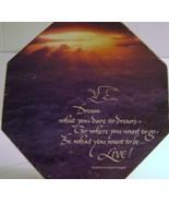 Vtg Springbok Jonanthan Livingston Seagull 500 pc Octogan Puzzle - $10.00
